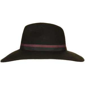 top shop wide brim fedora hat 52