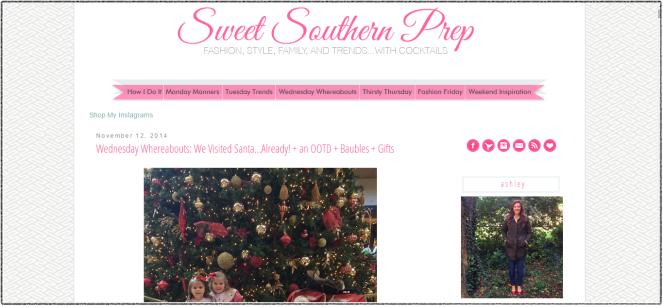 sweet southern prep