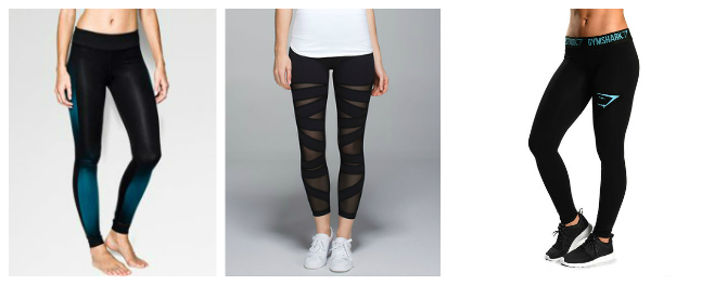 leggings row
