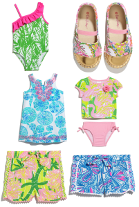 lilly for kids