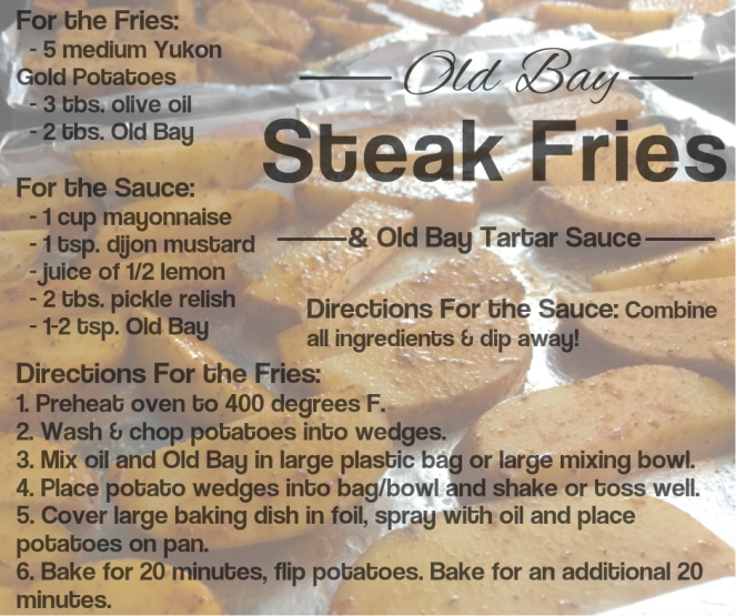 steak fries